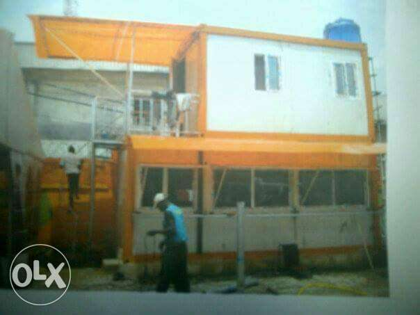 Mobile cottage Gbagada - image 2