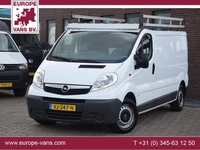 Opel Vivaro 2.0 CDTI 115pk L2H1 Airco/230V 06 2014 - 2014