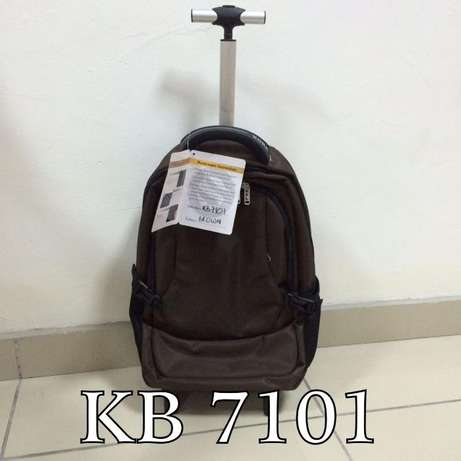 Trolley Back Packpack with Laptop Compartment Mombasa Island - image 1