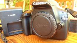Canon 1100D (Body Only) With Original Charger -R2200