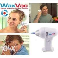 Waxvac Ear Cleaner Kid Baby Child Ears Cleaning Device