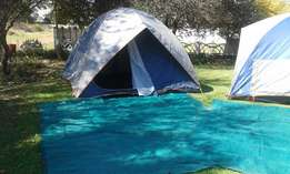 2x Howling Moon 5M Tents