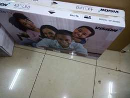 Original sealed warranted 40inch Vision Tv on sale