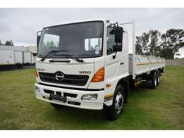 HINO 500 SERIES 1626/With Tag Axle for sale