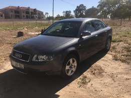 2004 Audi A4 1.9tdi - Very economical on diesel