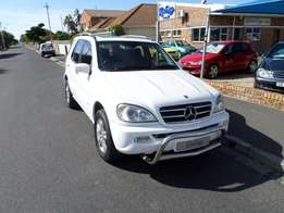 2005 Mercedes ML350 Automatic
