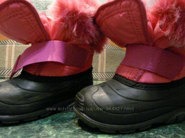 a2d3962ae Kamik зимние сапоги 9 размер: 500 грн. - Детская обувь Николаев на Olx