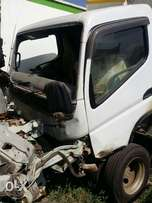 Mitsubishi canter salvage
