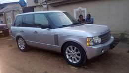 Clean RANGE ROVER ( Supercharged ) 2008 Model