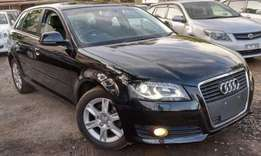 Black Beauty Leather interior Fully loaded Audi A3 2010