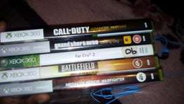 I'm selling my Xbox 360 slim and brand new games