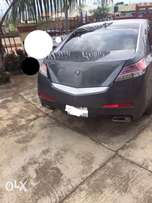 ACURA TL 8months used in Nigeria