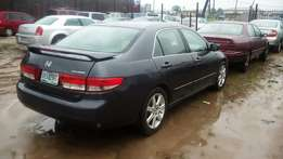 Honda accord Eod saloon car available for sell at affordable price