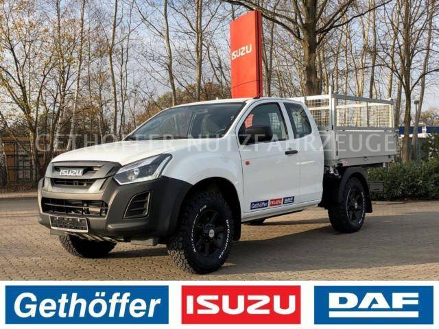 Isuzu D Max Space Cab Basic MT Kipper/Laubaufsatz