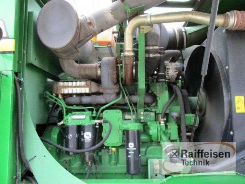 John Deere 7750i pro drive - 2011 - image 8