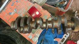 Ford 3.0 V6 Crankshaft R650