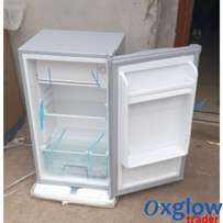 cute size of the Nasco table top fridge