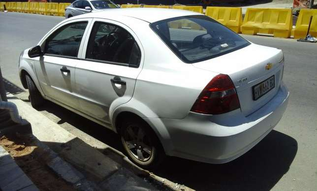 Chevrolet Aveo Sedan in Very Good Condition East London - image 1
