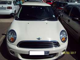 2012 Mini Cooper One Automatic