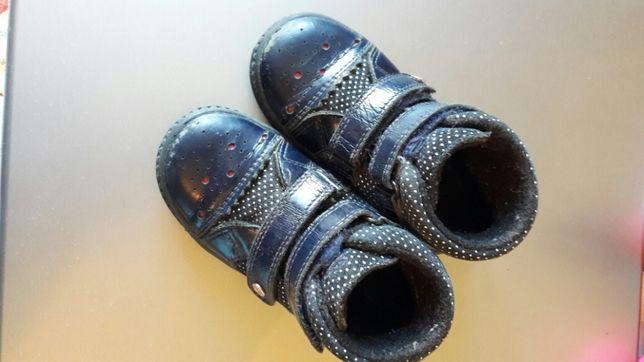 f18c5e705 Ботинки ботиночки Bartek кожа 23р. 15см деми весенние девочка hm next Киев  - изображение 2