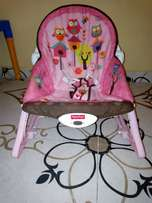 Clean and beautiful baby rocking chair for your little one.