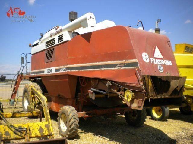 LAVERDA 3790 combine-harvester