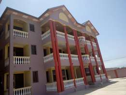 Two bedroom apartment for tent at teshie nungua