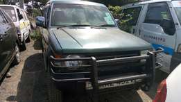Mitsubishi Pajero, local