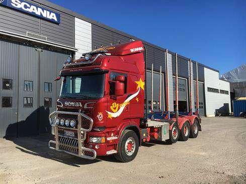 Scania R730 - 2014 for sale | Tradus