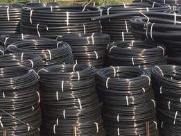 LDPE and HDPE Pipe For Sale