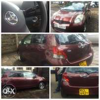 Toyota vitz on quick sale