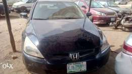 Honda Accord eod