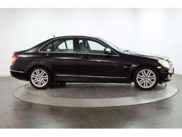 2009 Mercedes Benz, C 200, Fully Loaded With safety and Comfort
