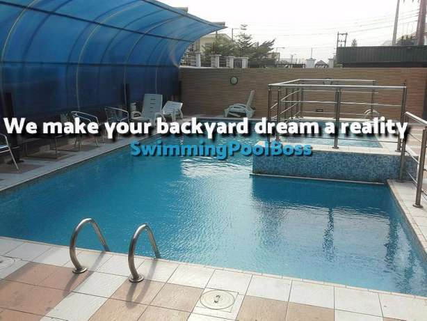 We Build Swimming Pools of Any Size, Any Shape, Any Site and Any State Dutse - image 1