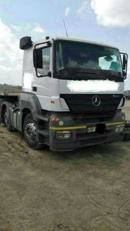Clean and Well Maintained Axor MP2 Prime Mover 2540 - Accident Free Mombasa Island - image 1