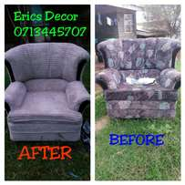 Best experts in sofa repair and renew