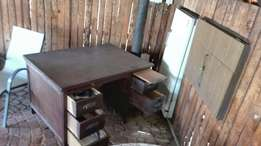 Old government desk x2