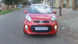 2015 kia Picanto 1.2,21,000kms service book,in a very good condition
