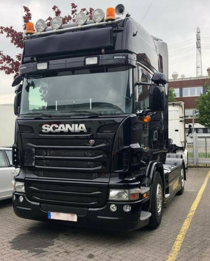 Scania R440 E5 Retarder Automatik Top Zustand - 2011