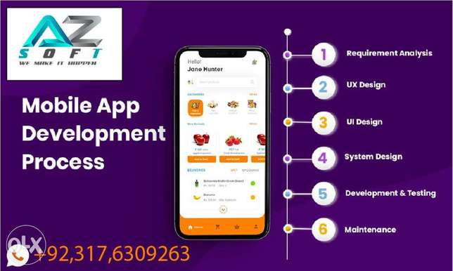 we do mobile app development for ios and android