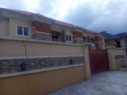 A brand new 4 bedroom duplex at sparkligth estate