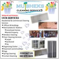 cleaning company in mpumalanga and limpopo