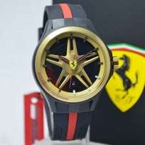 Ferrari Men's Lap men wrist watch