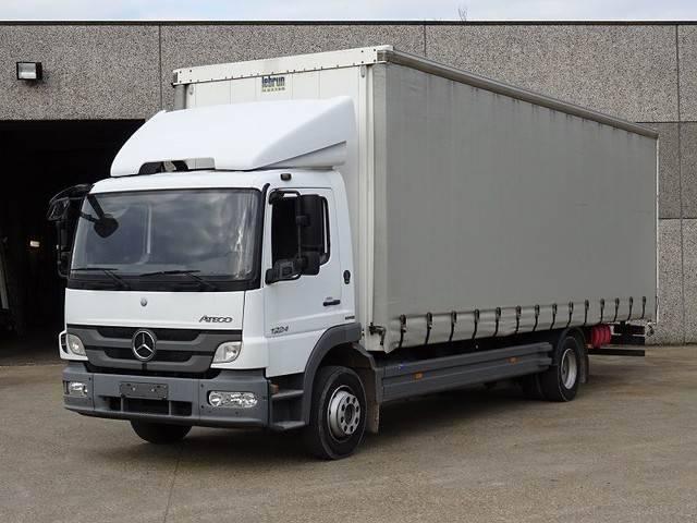 Mercedes-Benz Atego 1224 4x2 - 2012