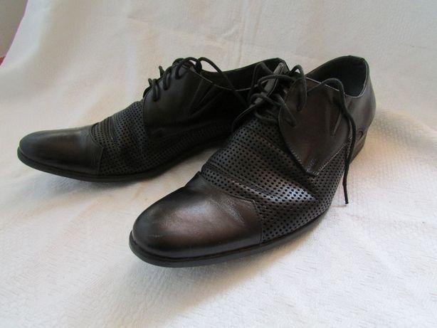 f6de4303cf1ebb Чоловічі шкіряні туфлі: 300 грн. - Чоловіче взуття Тернопіль на Olx
