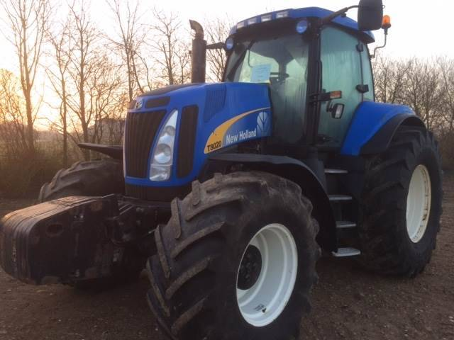 New Holland T 8020 Tg - 2007