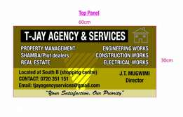 House,land,plot, and letting services
