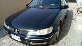 Sharp Peugeot 406 prestige