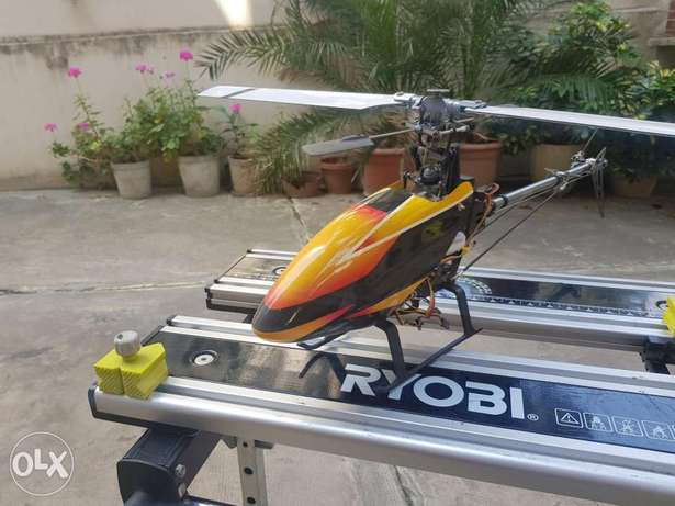 Rc helicopter 3d hk450