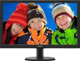 Philips 23 in Led monitor 233v5